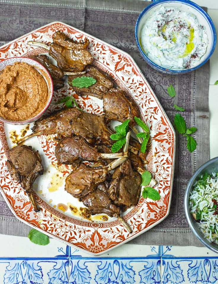 69 best lamb images on pinterest lamb recipes lambs and lamb dishes muhammara lamb cutlets forumfinder Choice Image