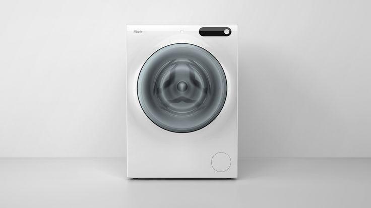 Blond Design Studio - Ripple washing machine