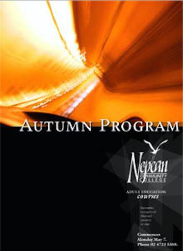 Autumn Brochure 2005
