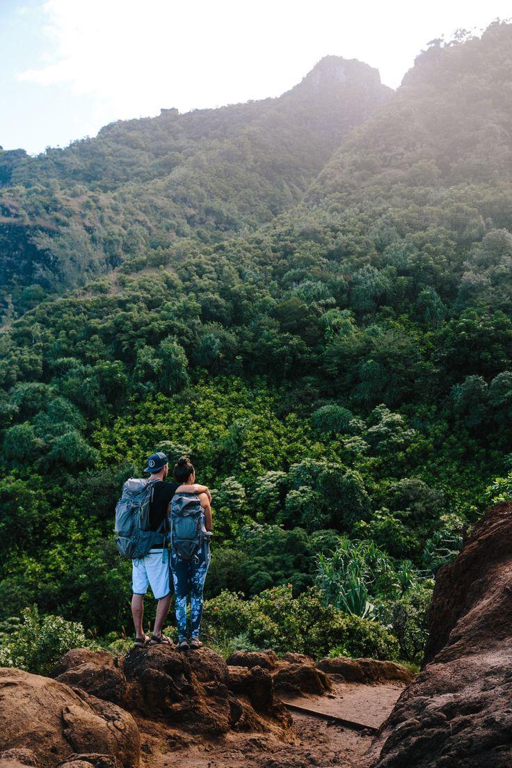 Kauai : Kalalau Trail Napali Coast
