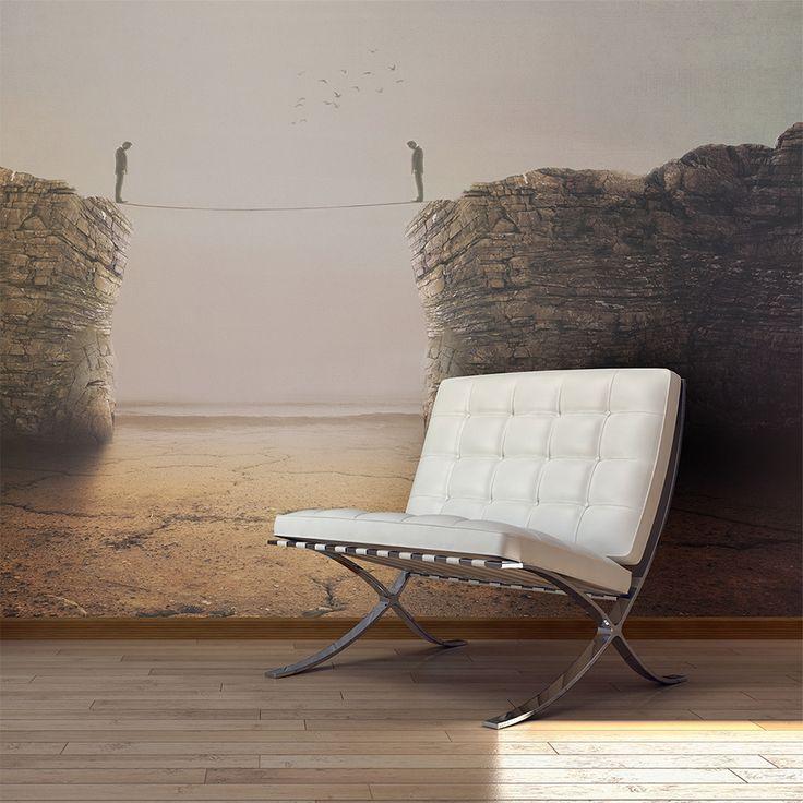 les 25 meilleures id es de la cat gorie papier peint cuisine sur pinterest interieur et design. Black Bedroom Furniture Sets. Home Design Ideas