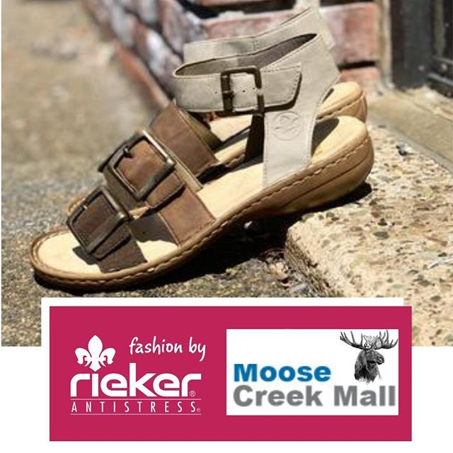 Rieker 608C3 25 This #trendy sandal is a must have for this