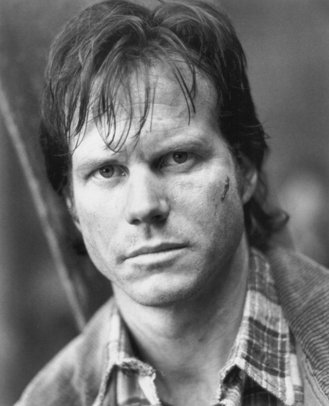 I envision a young Bill Paxton when I think of Jack Hyde. I also don't find a pony tail attractive. Is there an attractive pony-tail wearing man out there??? I'd love to see him!