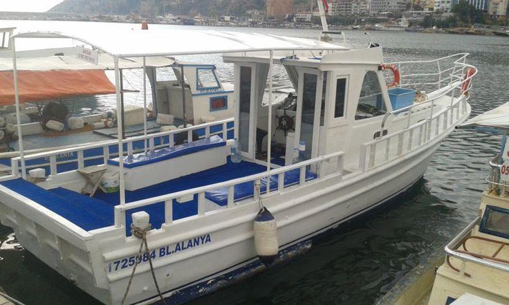 Balık Avı, Gezi, Organizasyonlar İçin Kiralık Tekne ve Yat İlanları Yönetim Paneli