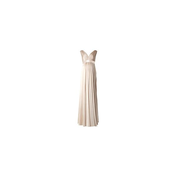 Red Carpet Maternity Dresses and Maternity Evening Wear by Tiffany... ❤ liked on Polyvore featuring maternity