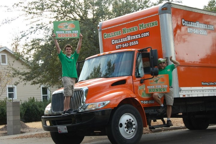 HONK for the HUNKS! Click the picture to visit our website or call our Client Loyalty Center at 1-888-414-9960