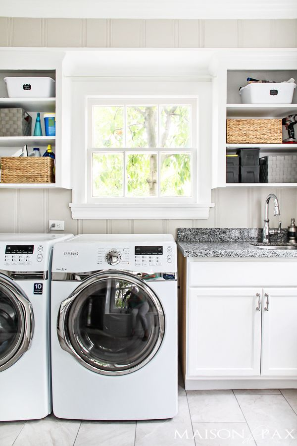 103 best Laundry Room Love images on Pinterest Home Laundry and