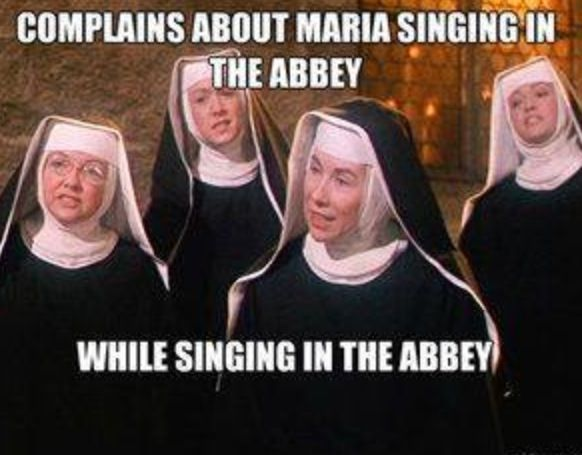 Musical theatre memes. Not sure where I found this.