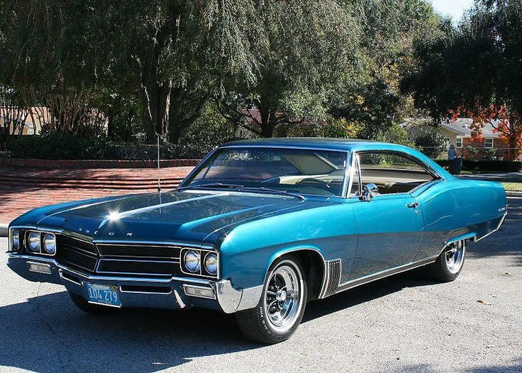 American Muscle Cars For Sale >> 1967 Buick Wildcat   Classic Cars   Buick wildcat, Classic