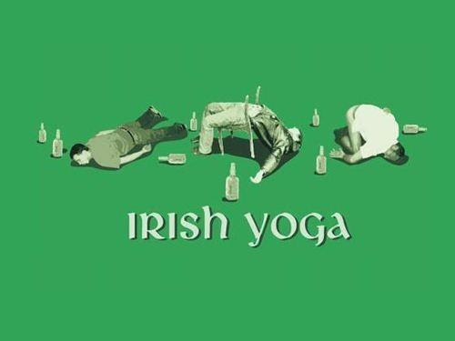irish yoga! yes!!!