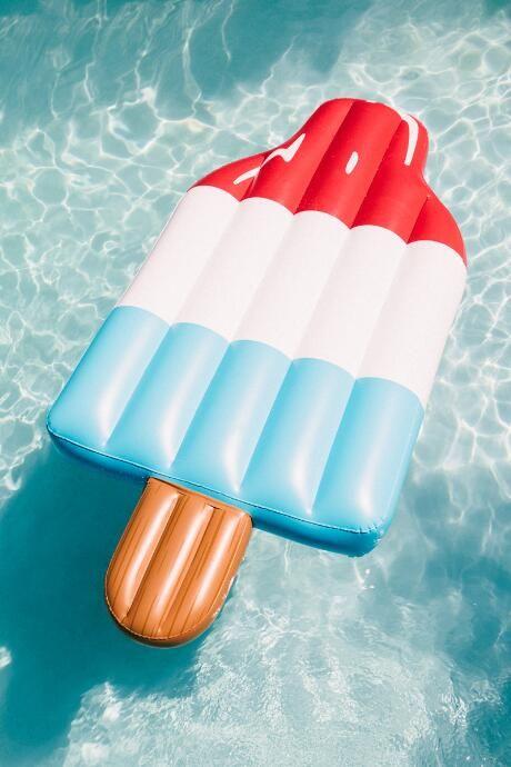 Giant Ice Pop Pool Float