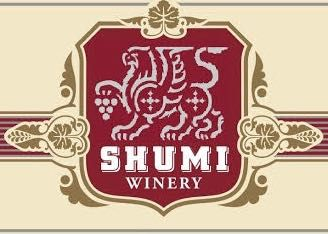 "Shumi is a modern winery, producing ""European-style"" wine. It is located on the right bank of the Alazani River, within Tsinandali, an important white wine appellation."