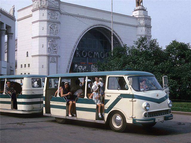 """РАФ-980ДМ-979 """"Рига"""" (1968 - 1975 гг.)  / GM-Клуб :: Просмотр темы - Автоэкзотика"""