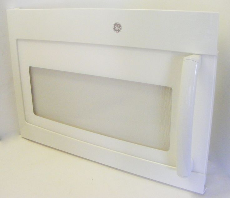 WB56X11016 GE Microwave Oven Bisque Door Assembly