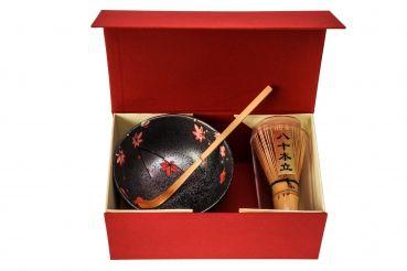 Matcha Set Red Box