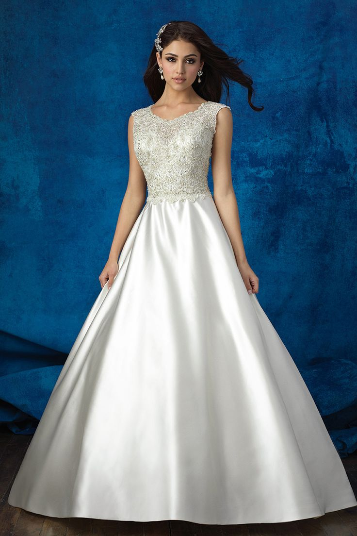 Christmas wedding dress mishaps - Wedding Gown By Allure Bridals