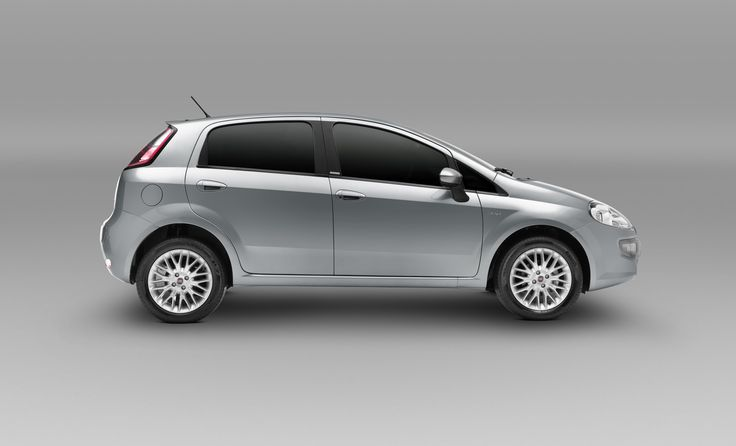 Con perfil joven y deportivo, el nuevo Fiat Punto fue diseñado por Giorgetto Giugiaro logrando un auto distinguido y único