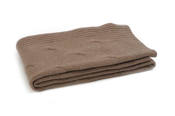 Vienna 100% Cashmere Blanket