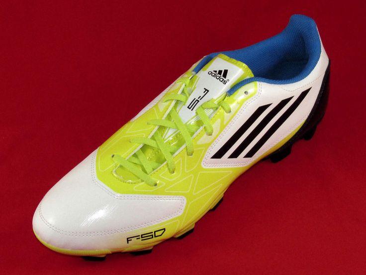 Mens adidas f5 trx fg soccer futbol cleatsboots size 115