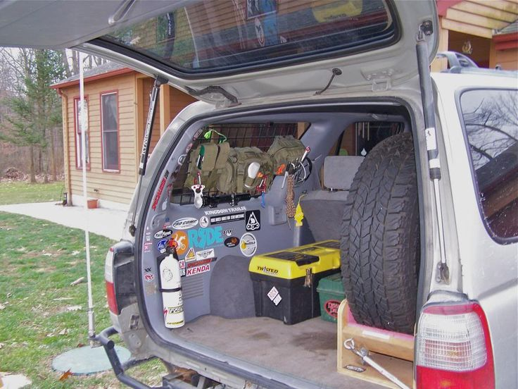 Homemade....Let's see what you've made - Page 8 - Toyota 4Runner Forum - Largest 4Runner Forum