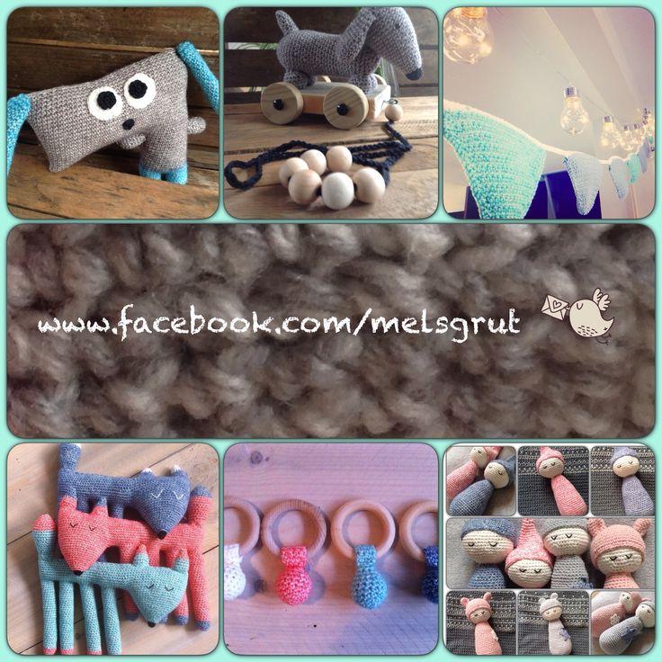 #haken #knuffels #dieren #vlaggenlijn #rammelaars #bijtringen #baby #kado #cadeau #kraamcadeau #feestje #zwanger #bevallen #meisje #jongen #melsgrut #likepagina #volgen #bestellen