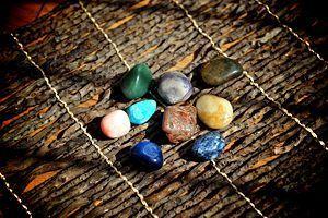 Comment polir des pierres