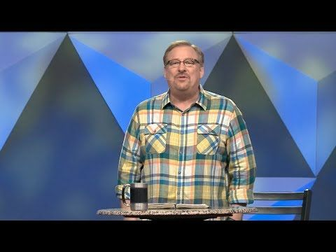Como Escuchar la Voz de Dios - Pastor Rick - YouTube