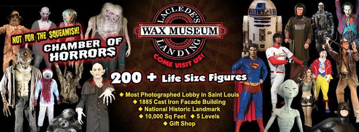 Laclede's Landing Wax Museum