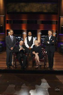 Shark Tank... if my wife gets to watch Real Housewives... then I get to watch Shark Tank!