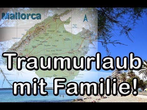 Traumurlaub mit Kindern auf Mallorca !!! Cala Millor