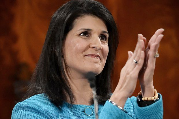 Ambassador Haley was STUNNED by a UN Security Council Text