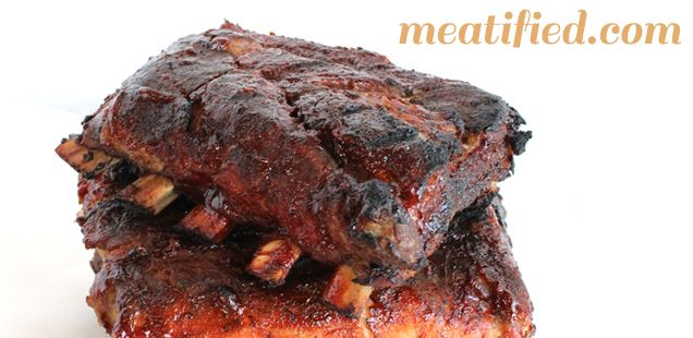 ribs in the oven http://meatified.com/how-to-cook-ribs-in-the-oven/