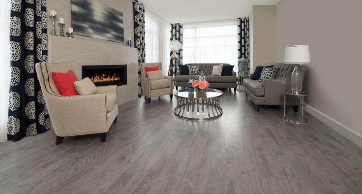 Mirage Floors, the world's finest and best hardwood floors. Sweet Memories Collection - Yellow Birch Peppermint Character. #mirage #hardwoodflooring #new2017 #yellowbirch #peppermint #sweetmemories