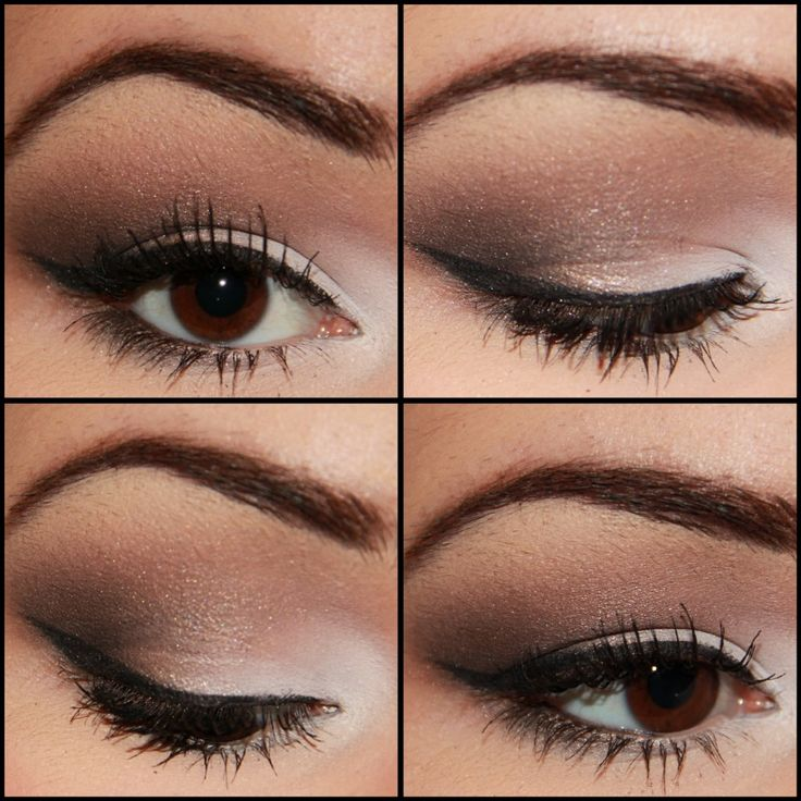 87 best images about Naked Palette Looks on Pinterest   Smoky eye ...