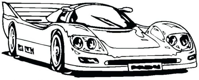 Printable Cars Coloring Pages For Kids In 2020 Cars Coloring Pages Race Car Coloring Pages Sports Cars Luxury
