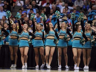 College cheerleading squad suspended amid allegations of prostitution academic dishonesty #news #alternativenews