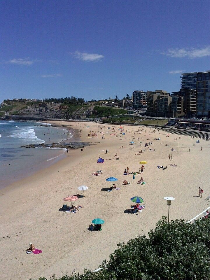 """Newcastle - """"15 Happiest Cities in Australia"""" - a smile study by Jetpac City Guides"""