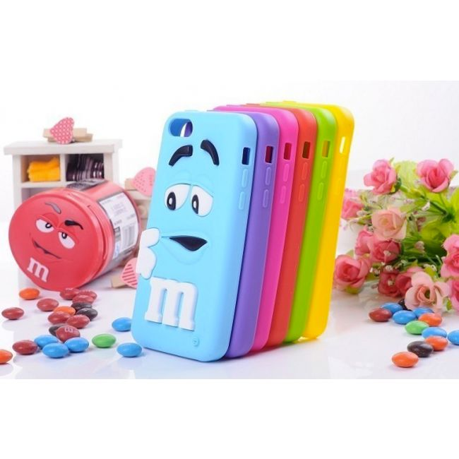 Capa para iPhone 5C - MM's