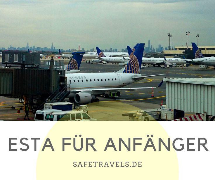 Erste Reise und unzählige Fragen zur Einreise in die USA? Antworten auf alle Fragen zu ESTA und alles, was Du vermeiden solltest.