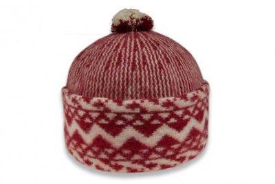 Čepice Triton pletená - zmijovka červená - - Potřeby na Zabijačku - Pracovní oděvy