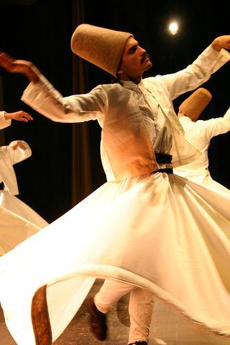 Tanz der Derwische
