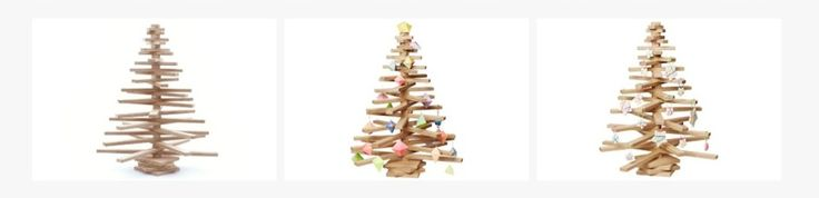 Christmas tree for a clear conscience | What Design Can Do Blog
