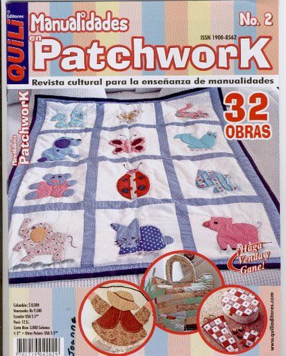 2 - patchwork nº02 - Qilli - Carmem roberge - Picasa Web Albums... FREE BOOK AND PATTERNS!!
