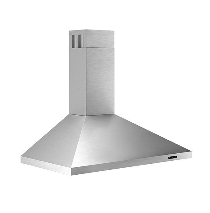 Broan Elite 30 Stainless Steel Convertible Wall Mount Chimney Range Hood With Led Light Ew4830ss Chimney Range Hood Broan Range Hood