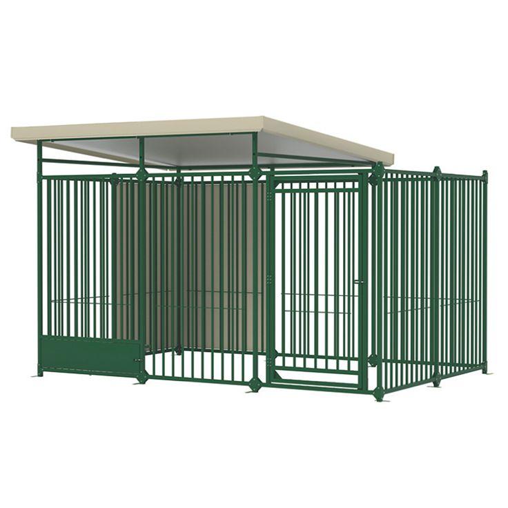 Pannello protettivo lamiera recinto esterno per cani Ferplast DOG PEN PANEL KIT