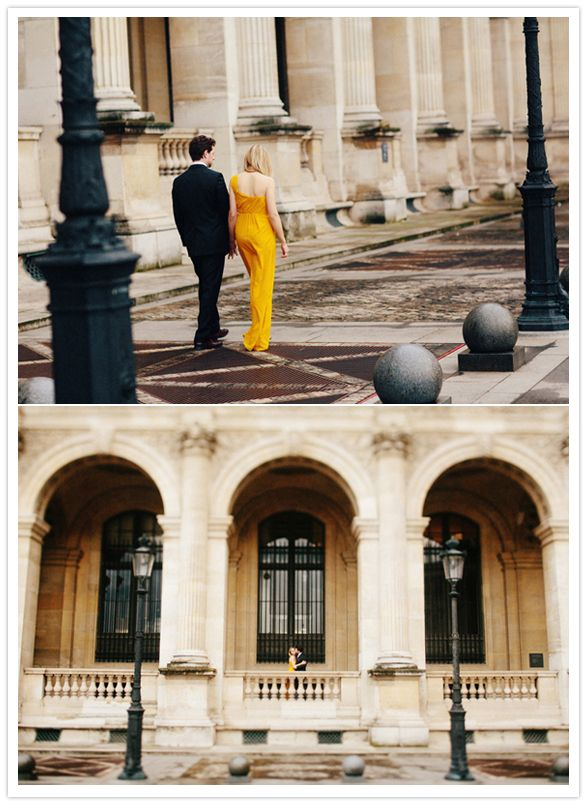 Paris engagement session  //  Olivia Leigh Photographie