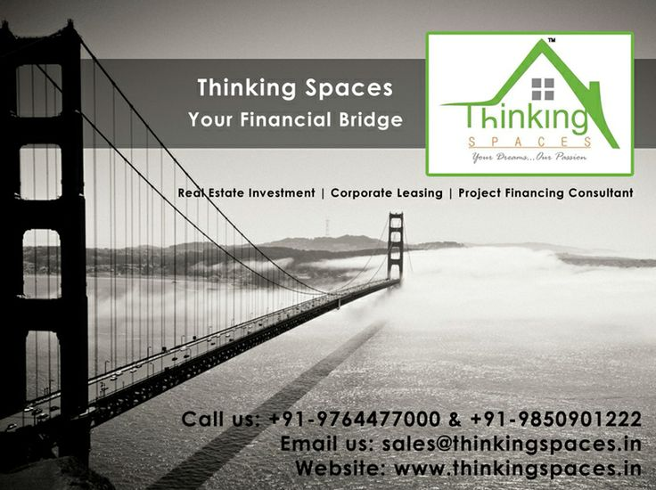 Thinking Spaces #realestateinvestment #corporateleasing #projectfinancingconsultant
