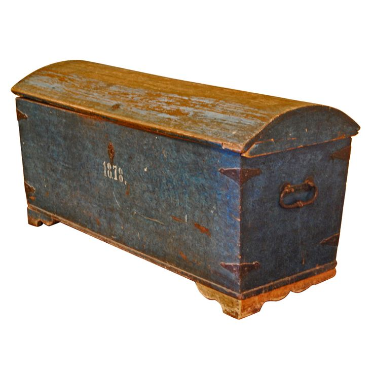 Antique Trunk. Storage TrunkFurniture StorageSwedish ...