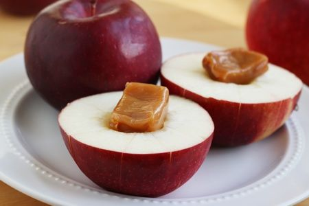 I am always on the hunt for a new way to enjoy apples. This caramel apple inspired treat is pure...
