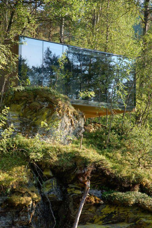 Juvet Landscape Hotel / Jensen & Skodvin